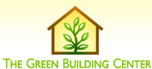 The Green Building Center Logo