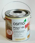 Osmo Polyx Satin Finish